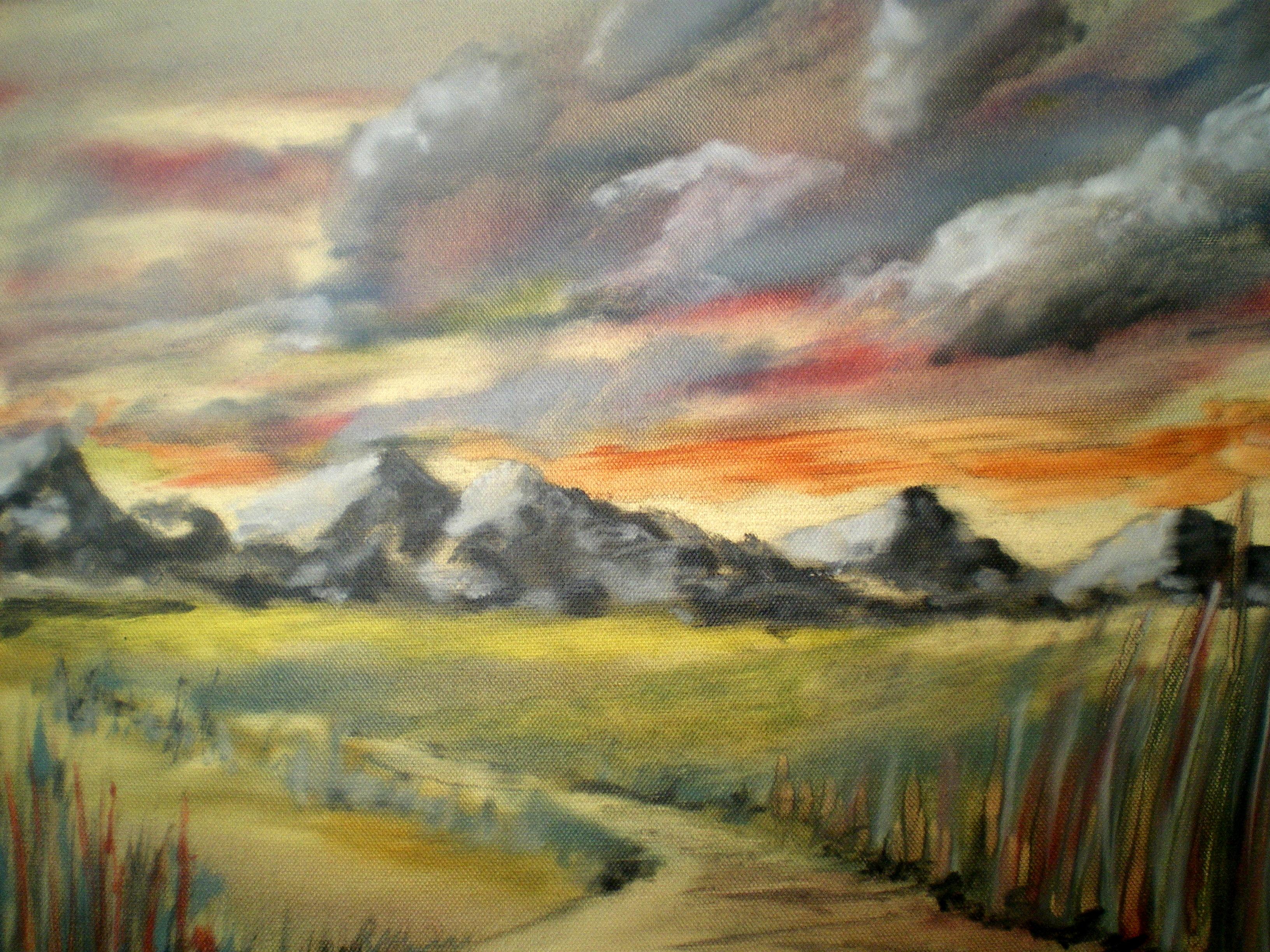 Quelques peintures